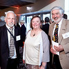 Paul and Lois Hummel and Dr. Tom Marsland during 2018 Conquer Cancer Foundation Dinner