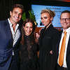 Bill Rancic, Jane Hertzmark Hudis, Giuliana Rancic and Dr. Cliff Hudis during 2018 Conquer Cancer Foundation Dinner
