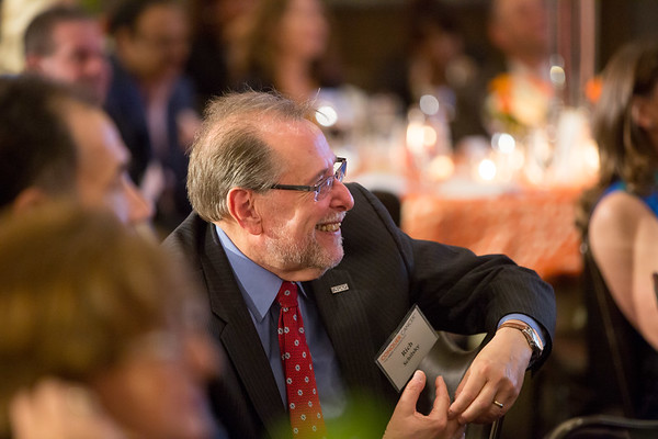 Dr. Richard Schilsky during 2018 Conquer Cancer Foundation Dinner
