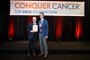 Presentation of Conquer Cancer Foundation of ASCO Endowed Young Investigator Award in memory of Sally Gordon during 2018 Grants & Awards Ceremony and Reception