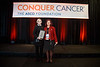 2018 International Women Who Conquer Cancer Mentorship Award Recipient  during 2018 Grants & Awards Ceremony and Reception