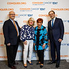 2018 Conquer Cancer Top Donor Recognition during Opening Session