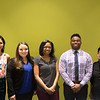 2018 Resident Travel Award Recipients during Diversity in Oncology Meet and Greet