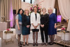 Women Who Conquer Cancer Advisory Group with Dr. Lori PIerce during 2018 Women Leaders in Oncology Event