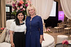 Shawn Tomasello with Dr. Maliha Nusrat during 2018 Women Leaders in Oncology Event