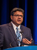 Dipen J. Parekh, MD, speaks during General Session 8: Comprehensive Characterization and Management of the Incidental Renal Mass