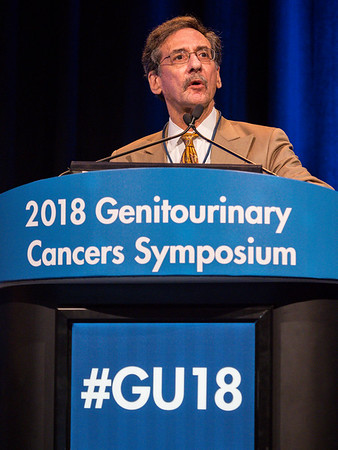 Stuart G. Silverman, MD, speaks during General Session 8: Comprehensive Characterization and Management of the Incidental Renal Mass