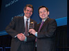 Bernard Escudier, MD, receives the Keynote Lecture Award during Renal Cell Cancer: Keynote Lectures