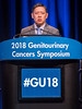 Felix Y. Feng, MD, speaks during General Session 2: Emerging Diagnostics and Therapies in Advanced Prostate Cancer