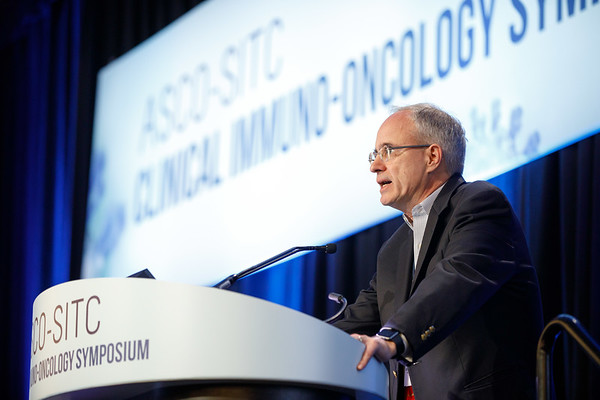 Dr. Stephen Gottschalk discusses Abstract 120 during Oral Abstract Session B: CAR-T Cells