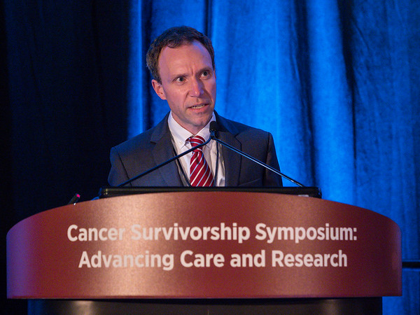 "Scott Capozza, MS, PT, presenting ""Patient Perspective,"" - General Session 3"