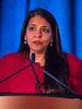 Arti Hurria, MD, FASCO, presents keynote lecture during Welcome & Keynote Lecture