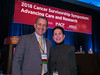 Bryan Bognar, MD, MPH, FACP and Carol A. Rosenberg, MD, FACP, Meeting Co-Chairsbefore the opening session