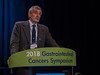 Dr. Massimo Colombo speaks during General Session 5