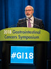 Dr. Howard S. Hochster speaks during General Session 7