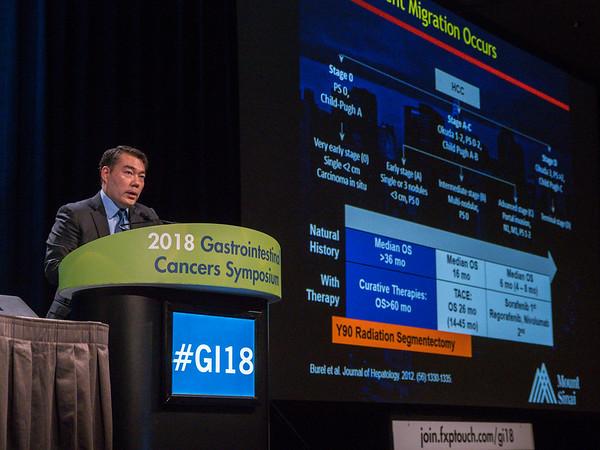Dr. Edward Kim speaks during General Session 5