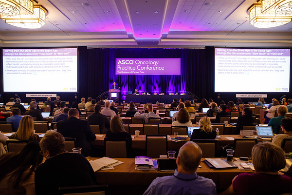 Keynote Lecture at the ASCO Oncology Practice Conference