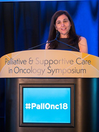 Jennifer Temel, MD, Walther Cancer Foundation Palliative and Supportive Care in Oncology Endowed Award and Lecture recipient