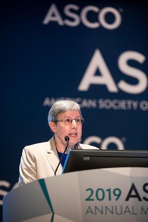 Sunday News of the Day Press Briefing Amy J. Davidoff, PhD, presenting LBA1
