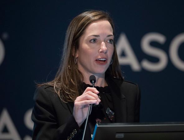 Saturday News of the Day Press Briefing Sara Hurvitz, MD, presenting LBA1008
