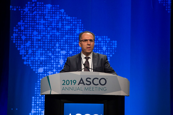Developmental Immunotherapy and Tumor Immunobiology Oral Abstract Session Ahmad Awada, MD, PhD, presents Abstract 2504