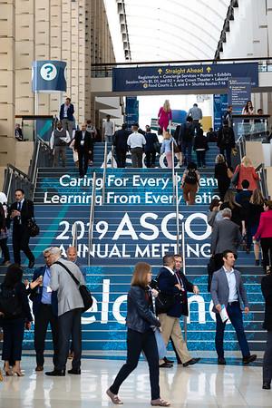 ASCO Annual Meeting General views