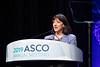 Plenary Session 2018-2019 ASCO President Dr. Monica M. Bertagnolli opens the 2019 Plenary Session