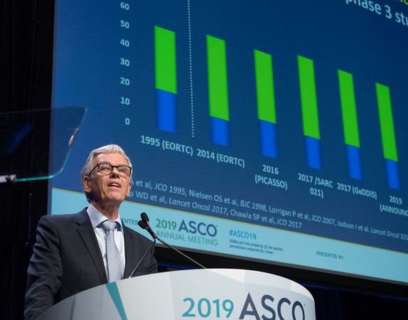Plenary Session Jaap Verweij, MD, PhD, FASCO, discusses Abstract  LBA3