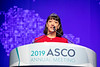 Opening Session Monica M. Bertagnolli, MD, FACS, FASCO, delivering the 2019 President's Address