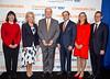 Opening Session Clifford A. Hudis, MD, FACP, FASCO, ASCO CEO, Monica M. Bertagnolli, MD, FACS, FASCO, 2018-2019 ASCO President, Thomas G. Roberts, Jr, MD, and Nancy R. Daly, MS, MPH,