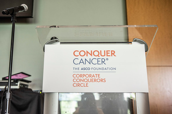 2019 Corporate Conquerors Circle Meet and Greet Reception Reception Area