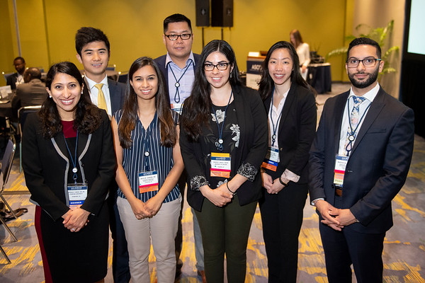 Diversity in Oncology Meet and Greet 2018 Medical Student Rotation Award Recipients