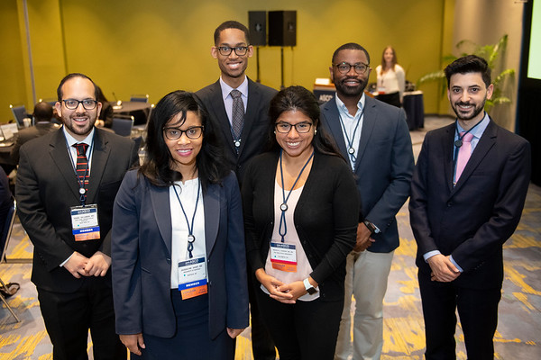 Diversity in Oncology Meet and Greet 2019 Resident Travel Award Recipients