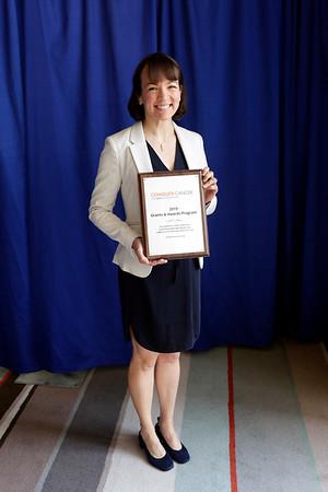 2019 Grants & Awards Ceremony and Reception Recipients