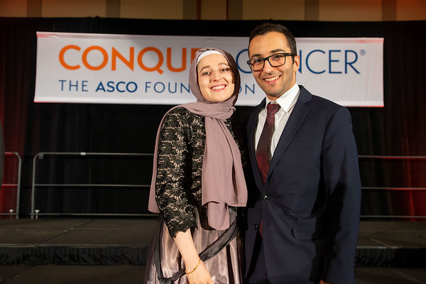 2019 Grants & Awards Ceremony and Reception 2019 Conquer Cancer Foundation Grant and Award Recipients