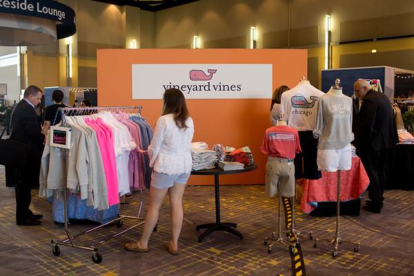 Shop to Conquer Cancer Vineyard Vines Pop Up Shop
