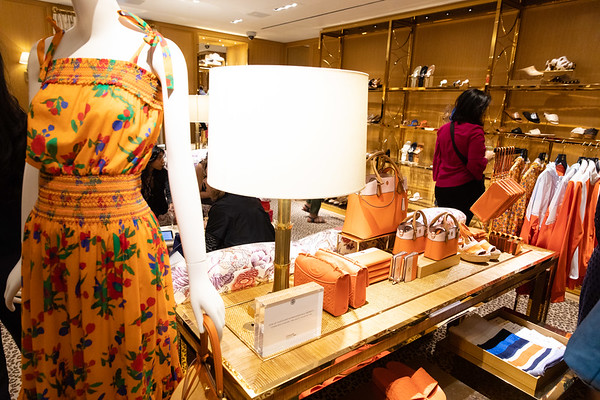 Shop to Conquer Cancer Exclusive shopping event at Tory Burch