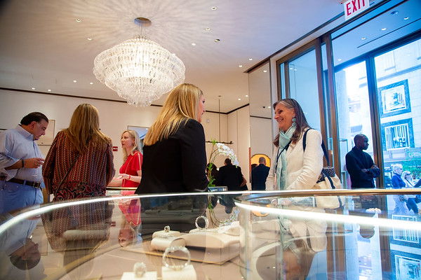 Shop to Conquer Cancer Exclusive shopping event at Bulgari