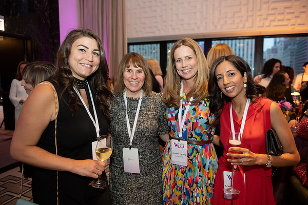 Women Leaders in Oncology Event (WLO) Guests at the 2019 Women Leaders in Oncology Event