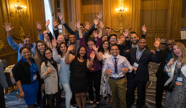 World Oncology Leaders Reunion IDEA Recipients and Mentors
