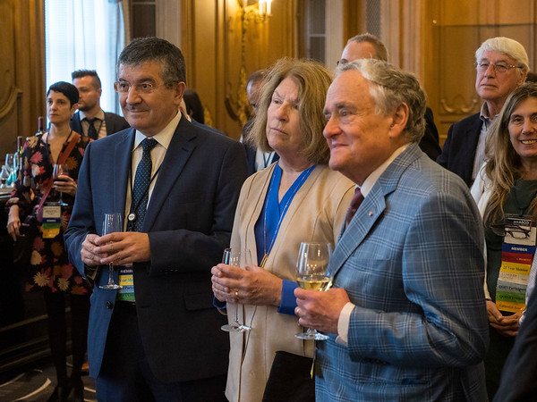 World Oncology Leaders Reunion Attendees at the World Oncology Leaders Reunion