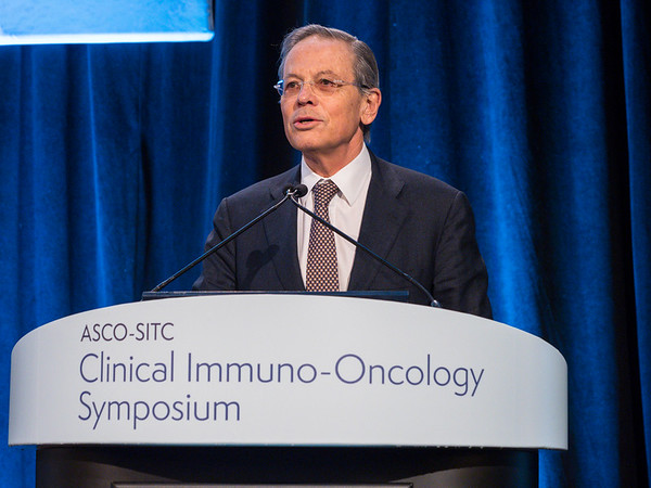 """Arie S. Belldegrun, MD, FACS, presents keynote lecture, """"Progress in Cell Therapy:  A Three-Decade Personal Journey"""""""