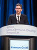 Dr. Asaf Maoz presents Abstract 102 during Oral Abstract Session A