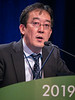 Dr. Takashi Kojima presents Abstract 2