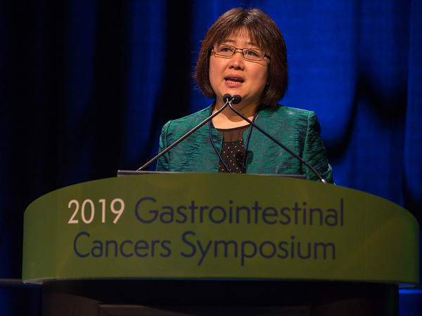 Dr. Siwen Hu-Lieskovan delivers Keynote Lecture
