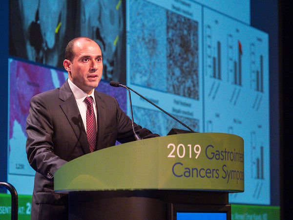 Ahmed Omar Kaseb, MD discusses Abstract 185