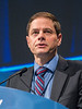 Dr. Brian Rini, Cleveland Clinic Taussig Cancer Institute, presents Abstract 541 during General Session 8