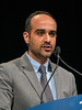 Dr. Jad Chahoud discusses Abstract 505 during General Session 6
