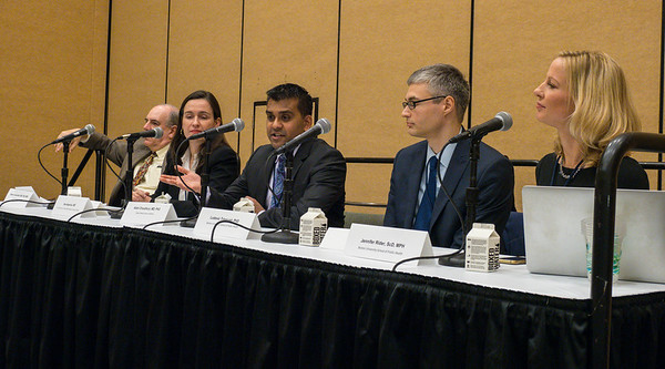 Panel speakers during Breakout Session:Controversies in Data Interpretation