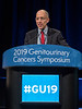 Dr. Matthew I. Milowsky discusses Abstract 354 during Oral Abstract Session B